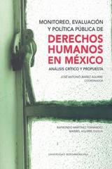Monitoreo, evaluación y política pública de derechos humanos en México - José Antonio Ibañez Aguiire - Ibero