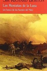 Montañas de la luna - Richard F. Burton - Valdemar