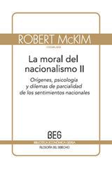 La moral del nacionalismo Vol. II - Robert McKim - Editorial Gedisa
