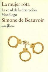 La mujer rota - Simone De Beauvoir - Edhasa