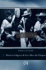 Música indígena de los altos de Chiapas  -  AA.VV. - Inah