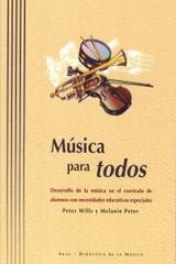 Música para todos -  AA.VV. - Akal