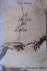 La música por dentro - Jorge Velazco - UNAM
