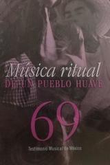 Musica ritual de un puebloo huave -  AA.VV. - Inah