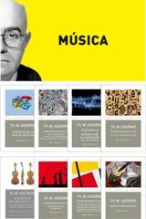 Música - Theodor W. Adorno - Akal