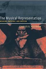 The musical representation - Charles O. Nussbaum - Varios