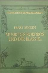Musik des Rokokos und der Klassik - Ernst Bücken -  AA.VV. - Otras editoriales