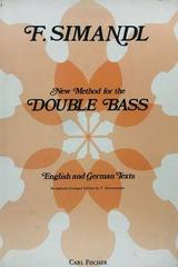 New method for the double bass - book 1 - F. Simandl -  AA.VV. - Otras editoriales