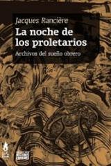 La noche de los proletarios - Jacques Rancière - Tinta Limón
