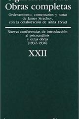XXII. Nuevas conferencias de introducción al psicoanálisis, y otras obras (1932-1936) - Sigmund Freud - Amorrortu