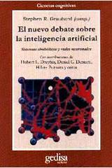 El nuevo debate sobre la inteligencia artificial - Stephen R. Graubard - Editorial Gedisa