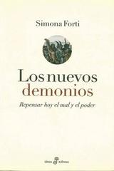 Los nuevos demonios - Simona Forti - Edhasa