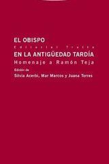 El obispo en la Antigüedad Tardía -  AA.VV. - Trotta