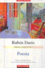 Obras completas I. Poesia - Rubén Darío - Galaxia Gutenberg