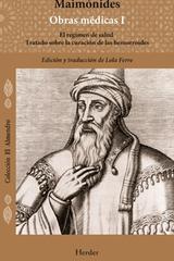 Obras médicas Vol. I -  Maimónides - Herder