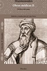 Obras médicas Vol. II -  Maimónides - Herder
