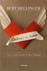 Órdenes del Amor - Bert Hellinger - Herder
