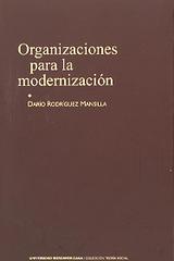 Organizaciones para la modernización - Darío Rodríguez Mansilla - Ibero