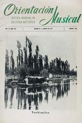 Orientación musical #160 (agosto) -  AA.VV. - Otras editoriales