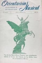 Orientación musical #163 (noviembre) -  AA.VV. - Otras editoriales