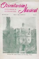 Orientación musical #165-166 (enero y febrero) -  AA.VV. - Otras editoriales