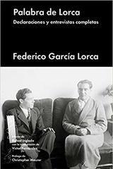 Palabra de Lorca - Federico Garía Lorca - Malpaso