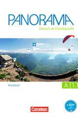 Panorama A1, Deutsch als Fremdsprache Kursbuch -  AA.VV. - Cornelsen