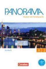 Panorama A2 Curso -  AA.VV. - Cornelsen