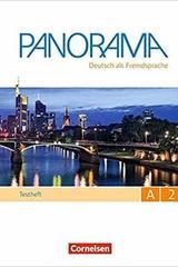 Panorama · Deutsch als Fremdsprache A2: Gesamtband -  AA.VV. - Cornelsen