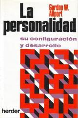 La Personalidad - Gordon W. Allport - Herder