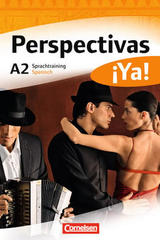 Perspectivas ¡Ya! A2 Sprachtraining -  AA.VV. - Cornelsen