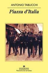 Pizza d Italia - Antonio Tabucchi - Anagrama