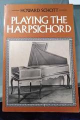 Playing The Harpsichord - Howard Schott -  AA.VV. - Otras editoriales