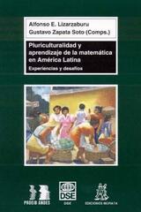 Pluriculturalidad y aprendizaje de la matemática en América latina - A. Lizarzaburu - Morata