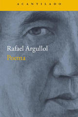 Poema - Rafael Argullol - Acantilado