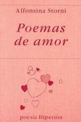 Poemas de amor - Alfonsina Storni - Hiperión