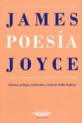 Poesía - James Joyce - Cuenco de plata