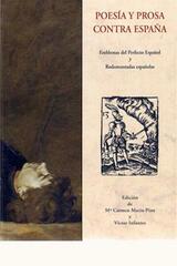 Poesía y prosa contra España -  AA.VV. - Olañeta