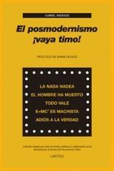 El posmodernismo ¡vaya timo! - Gabriel Andrade - Editorial Laetoli