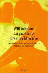 La Postura de meditación - Will Johnson - Herder
