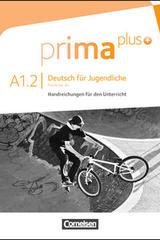 Prima Plus A1.2 Profesores -  AA.VV. - Cornelsen