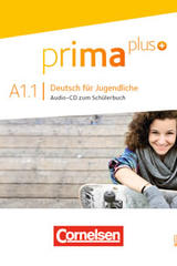 Prima Plus A1.1 CD - Audio -  AA.VV. - Cornelsen