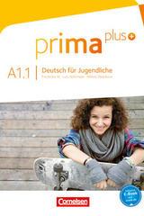 Prima Plus A1.1 Curso, Deutsch für Jugendliche -  AA.VV. - Cornelsen