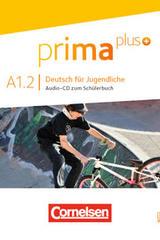 Prima Plus A1.2 CD - Audio -  AA.VV. - Cornelsen