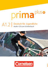Prima Plus A1.2 CD - Audio -  AA.VV. - Cornelsen