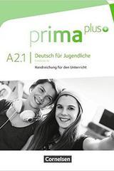 Prima Plus A2.1 Profesores -  AA.VV. - Cornelsen