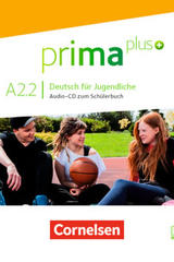 Prima Plus A2.2 CD -  AA.VV. - Cornelsen