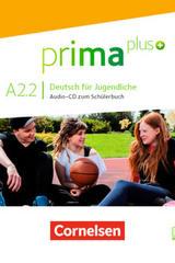 Prima Plus A2.2 CD -  AA.VV. - Cornelsen