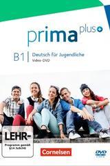 Prima Plus B1 DVD -  AA.VV. - Cornelsen