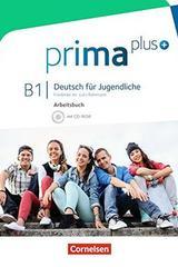 Prima Plus B1 Ejercicios -  AA.VV. - Cornelsen